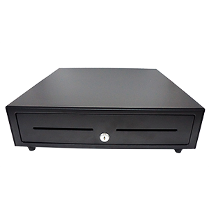 Купить Денежный ящик АТОЛ CD-410-B черный, 410*415*100, 24V