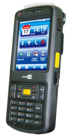 Купить  Терминалы сбора данных» CipherLab CP50 - Складской защищённый индустриальный терминал с Windows Mobile