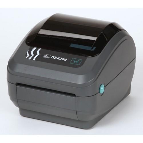 Купить Принтер этикеток Zebra GK420d