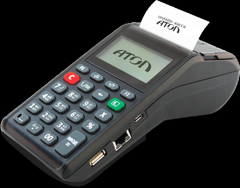 Купить АТОЛ 91Ф (Wifi, 2G, BT)