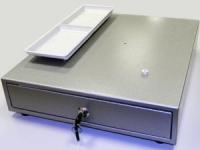 Денежный ящик для ККМ Касби-02К