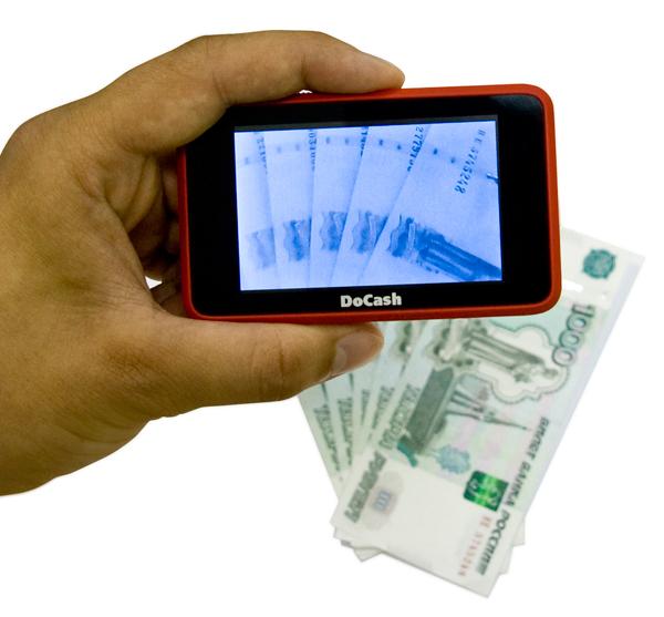 Купить Портативный ИК детектор DoCash Micro