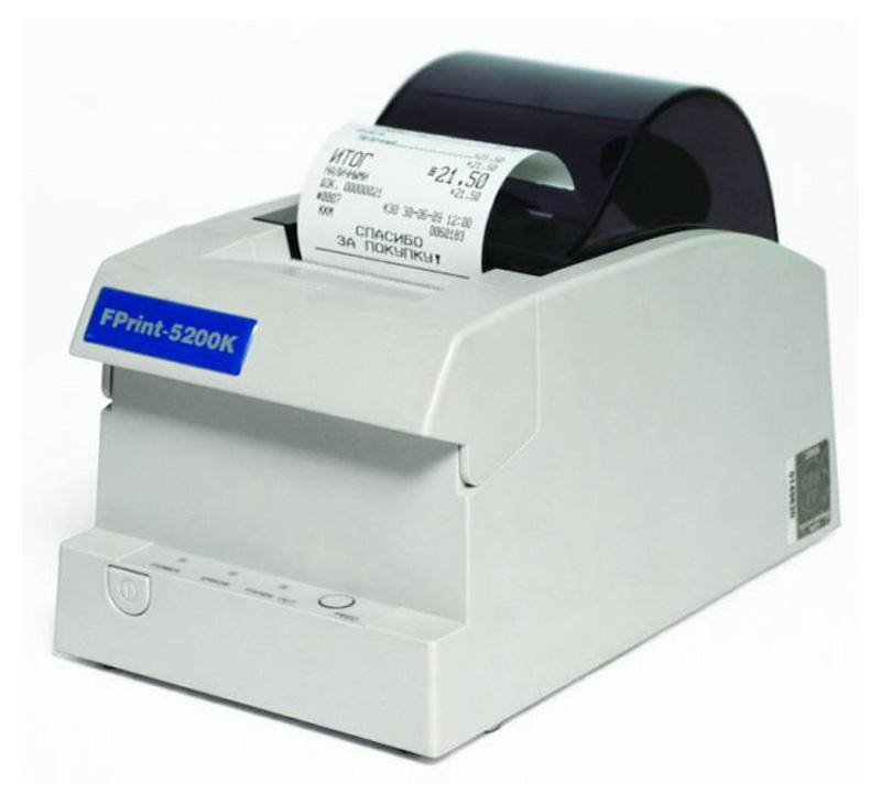 Купить Фискальный регистратор FPrint 5200к