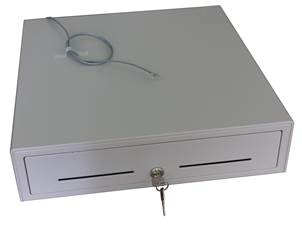 Купить Денежный ящик с подключением к ККМ