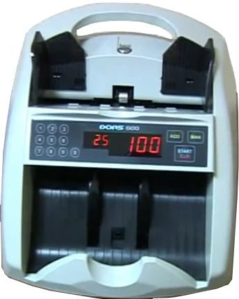 Купить Счетчик банкнот DORS 600