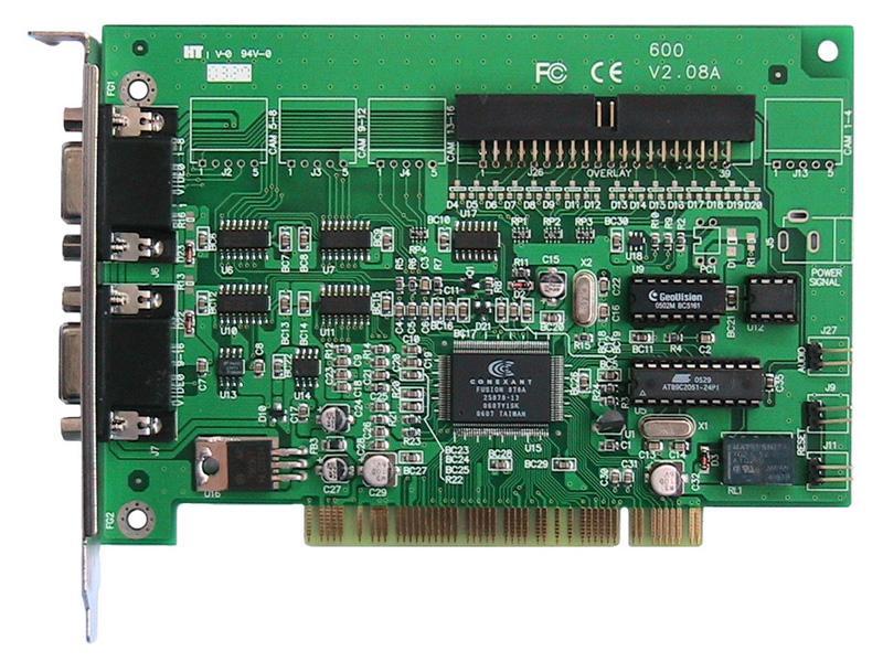 Купить Плата видеозахвата HV-600