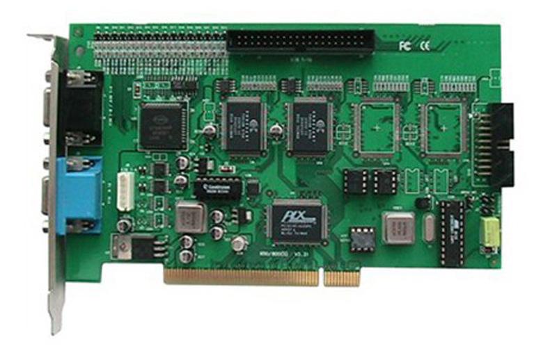 Купить Плата видеозахвата HV-650