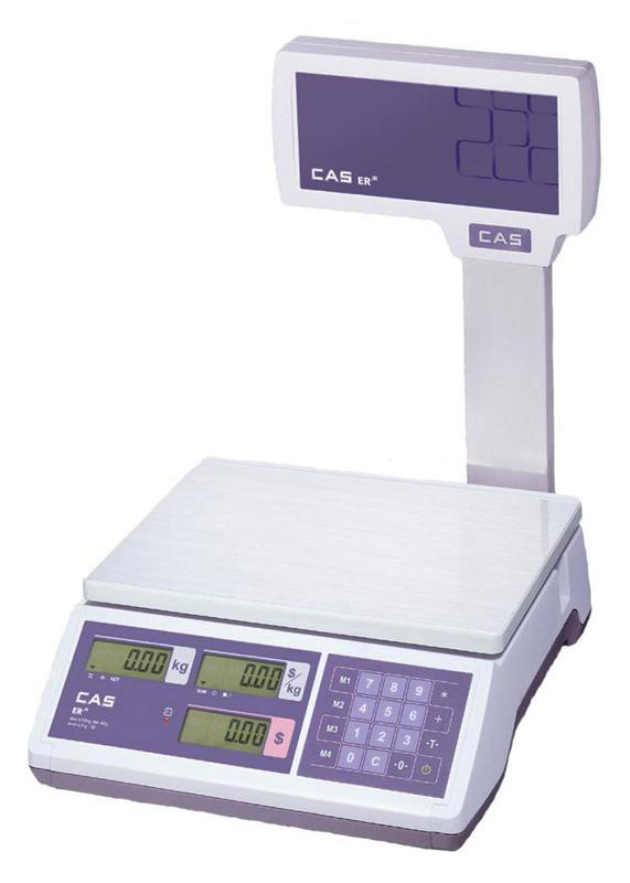 Купить Торговые весы CAS ER Junior